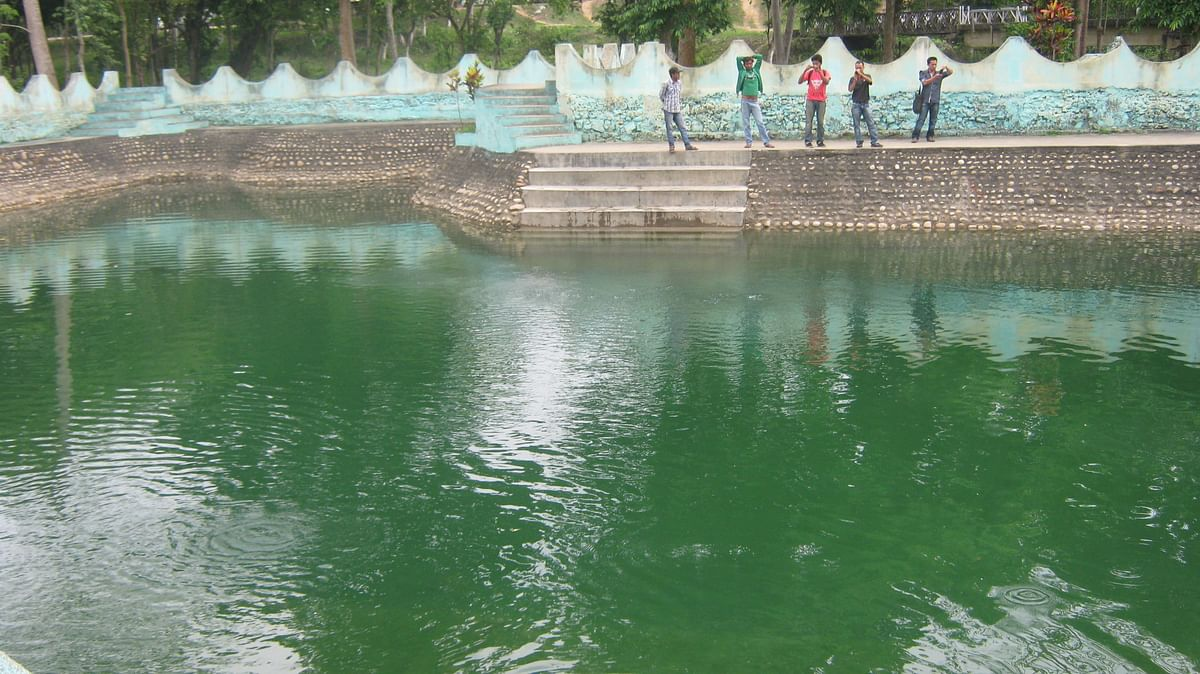 गरमपानी असम राज्य के बारे में जानकारी - Garampani Assam State in Hindi
