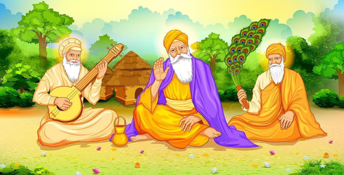 गुरु नानक जयंती - Guru Nanak Jayanti