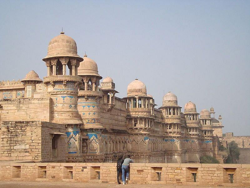 ग्वालियर का किला के बारे में जानकारी - Gwalior Fort in Hindi