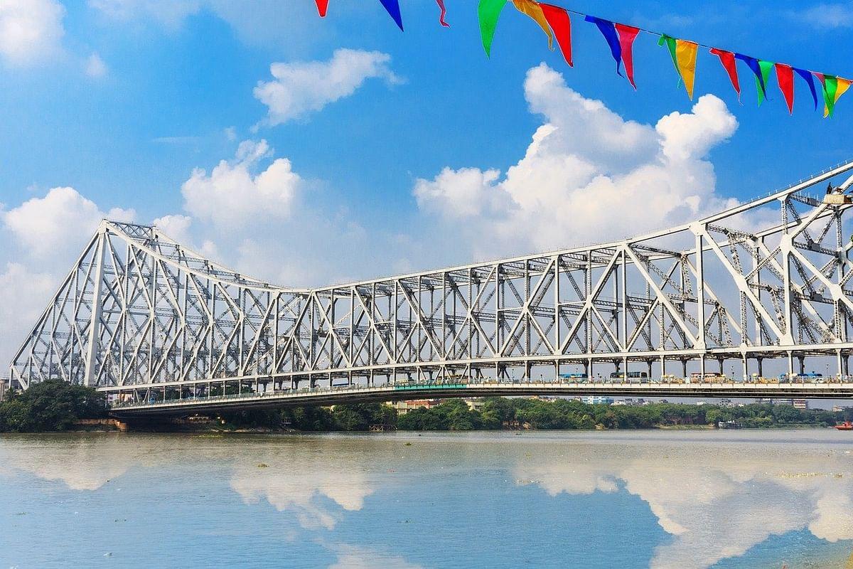 हावड़ा ब्रिज कोलकाता के बारे में जानकारी - Howrah Bridge Kolkata in Hindi