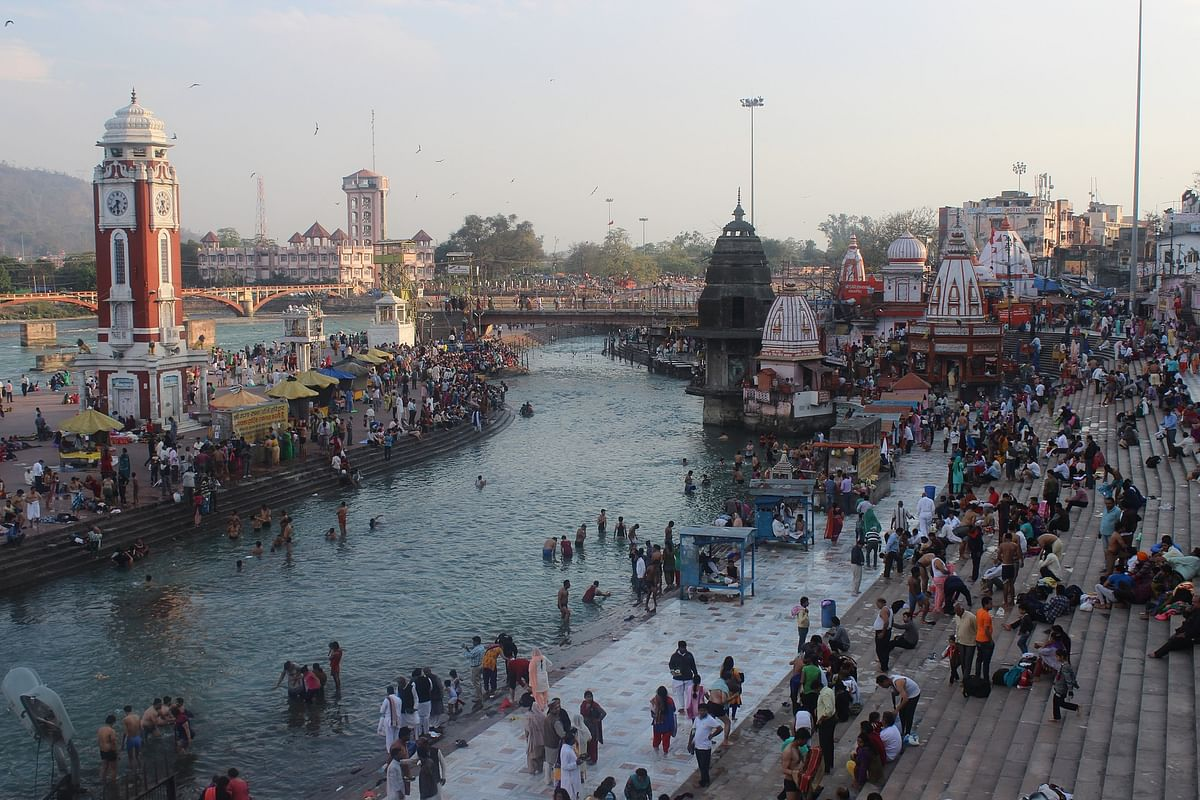 हरिद्वार के बारे में जानकारी - Haridwar in Hindi
