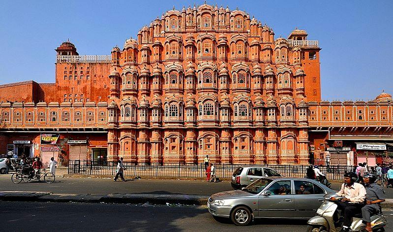 जयपुर का हवा महल के बारे में जानकारी- Hawa mahal Jaipur in Hindi