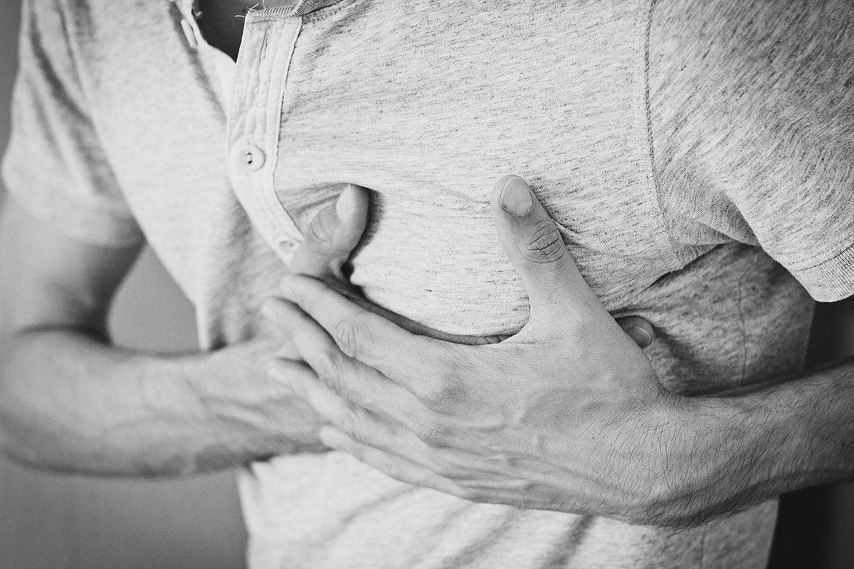 दिल का दौरा (हार्ट अटैक) - Heart Attack in Hindi