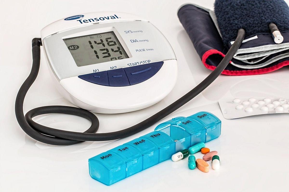 हाई बीपी - High BP (High Blood Pressure) in Hindi