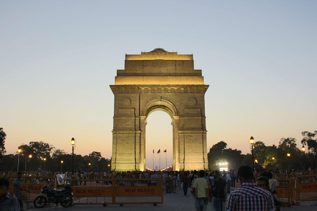इंडिया गेट दिल्ली के बारे में जानकारी - India Gate Delhi in Hindi