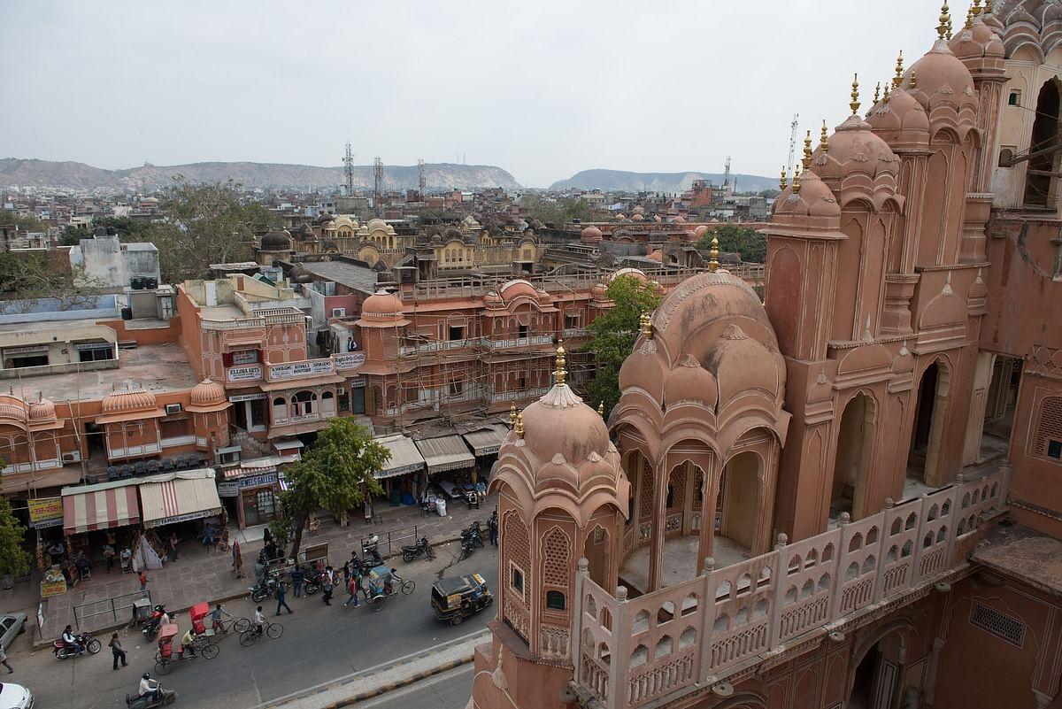 जयपुर के बारे में - Jaipur in Hindi