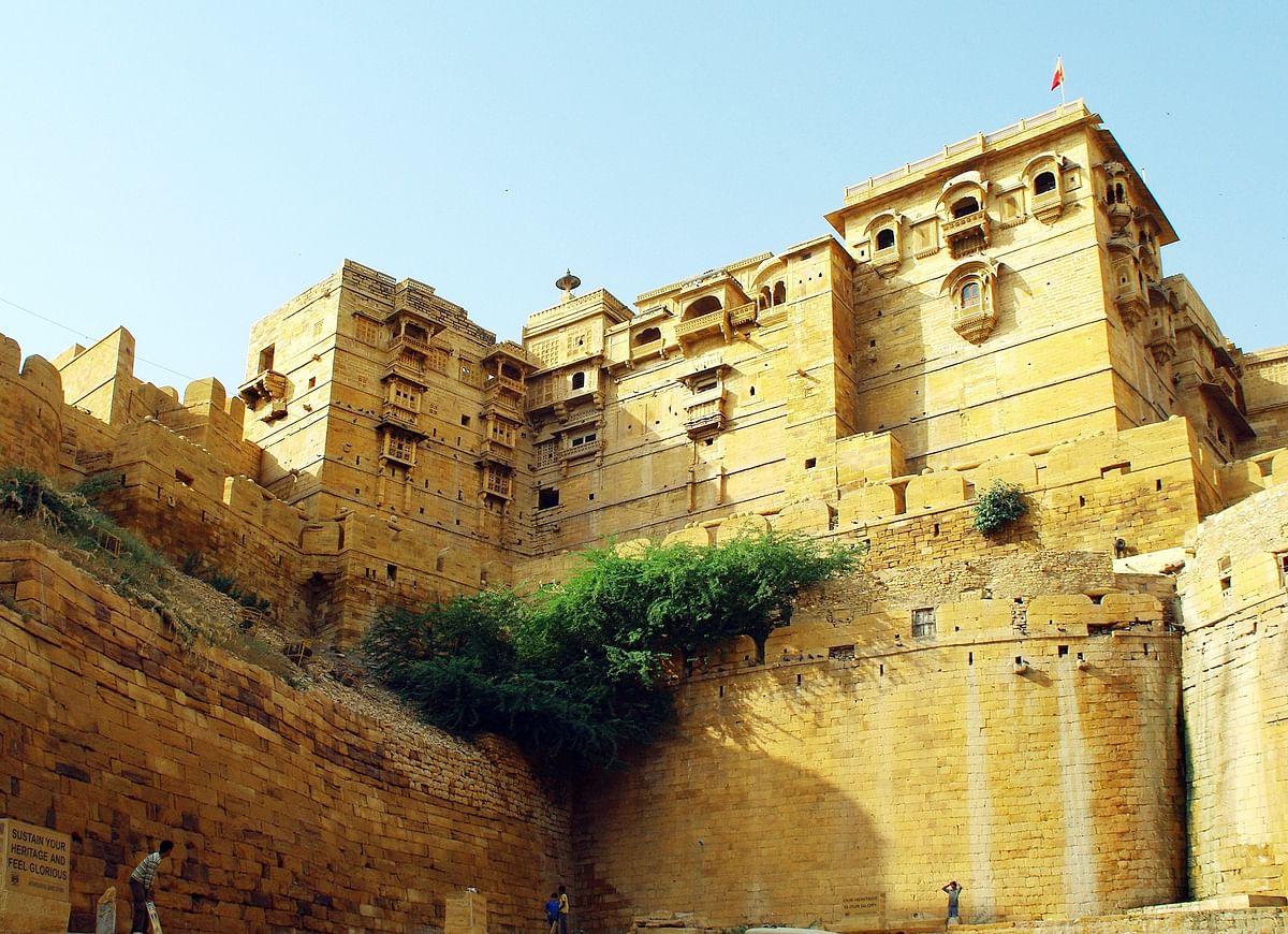 जैसलमेर किला के बारे में जानकारी- Jaisalmer Fort in Hindi