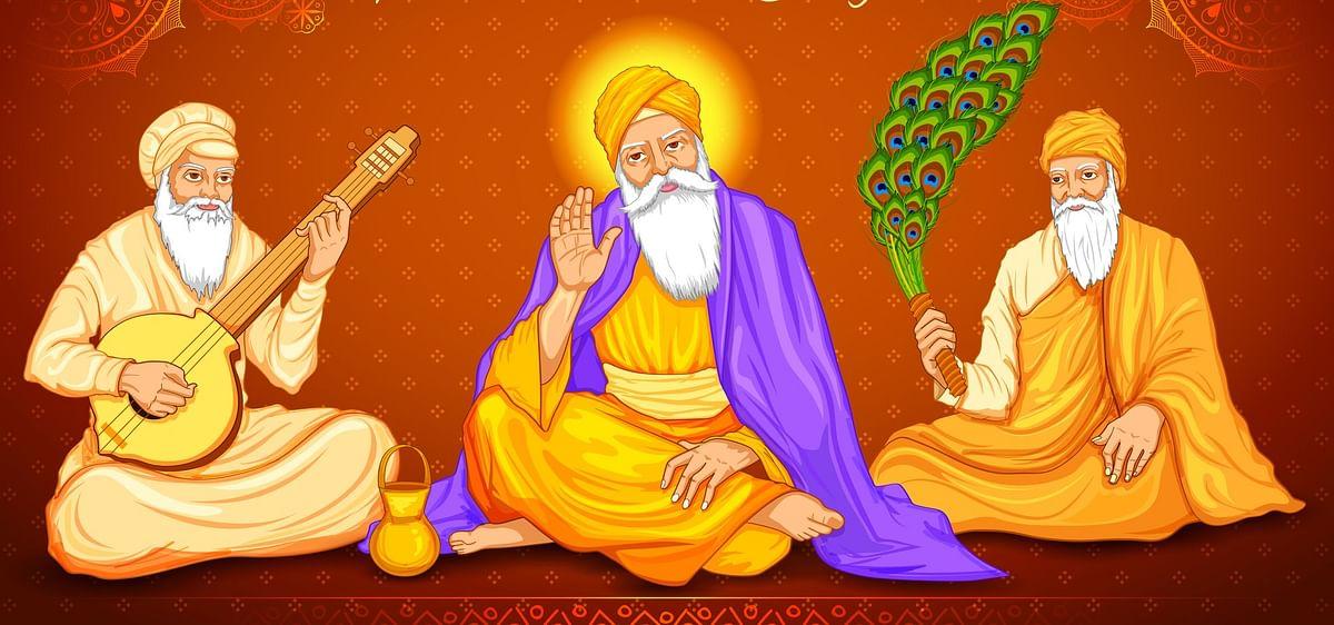 भाई बाला जनम सखी के पाठ- Chapters in Bhai Bala Janamsakhi