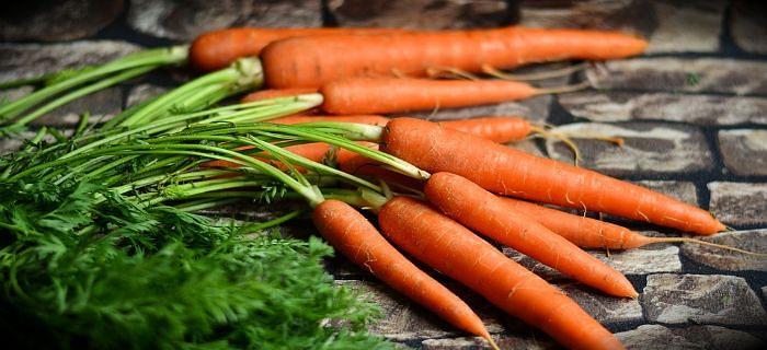 कच्ची गाजर में ज़्यादा न्यूट्रिशन्स होते हैं?