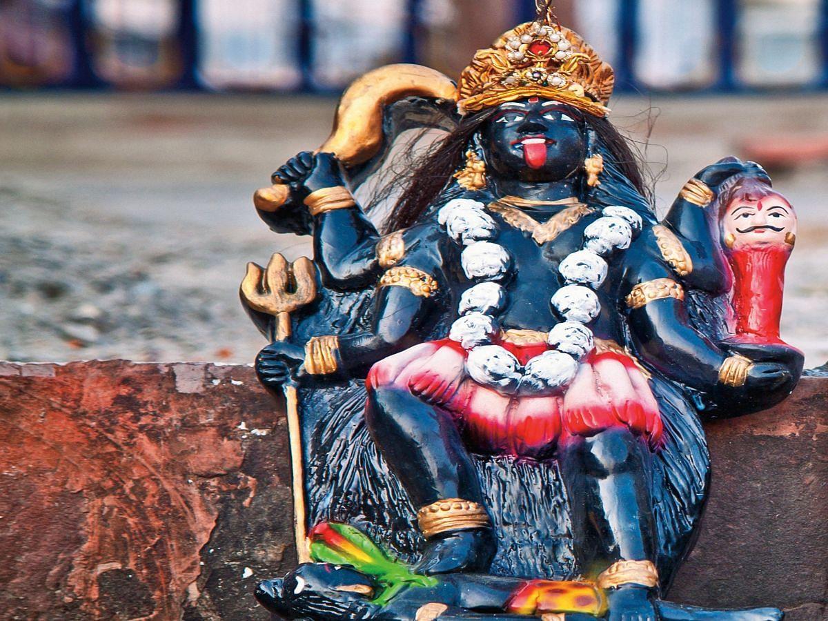काली माता की आरती- Kali Mata Ji Aarti in Hindi