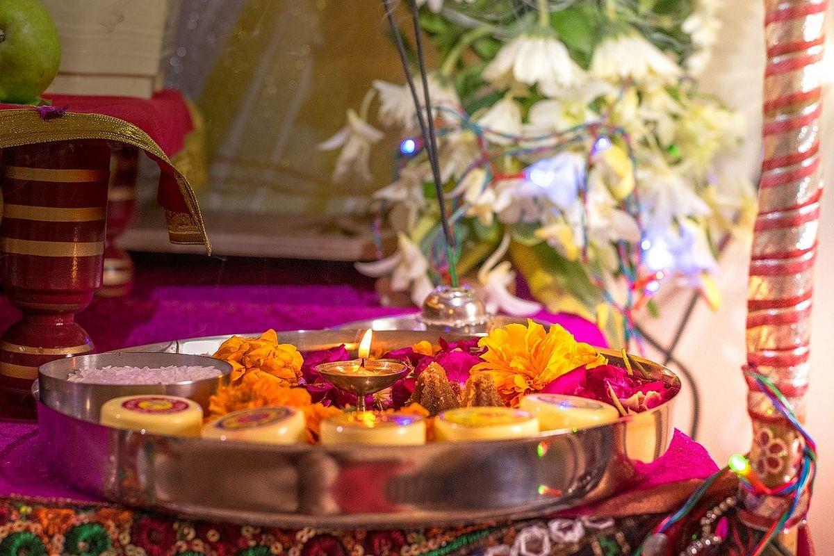 कन्या पूजन विधि - Kanya Pujan Vidhi