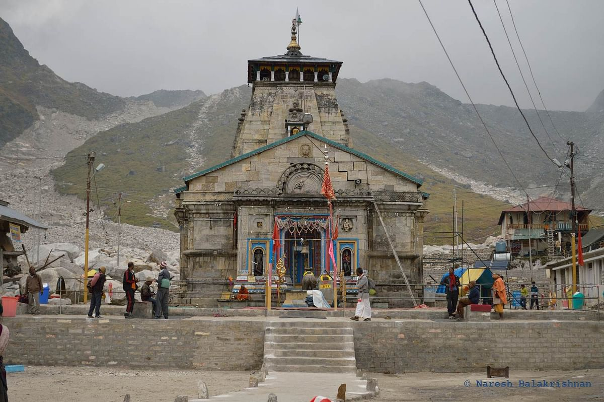 केदारनाथ मंदिर के बारे में जानकारी- Kedarnath Temple in Hindi