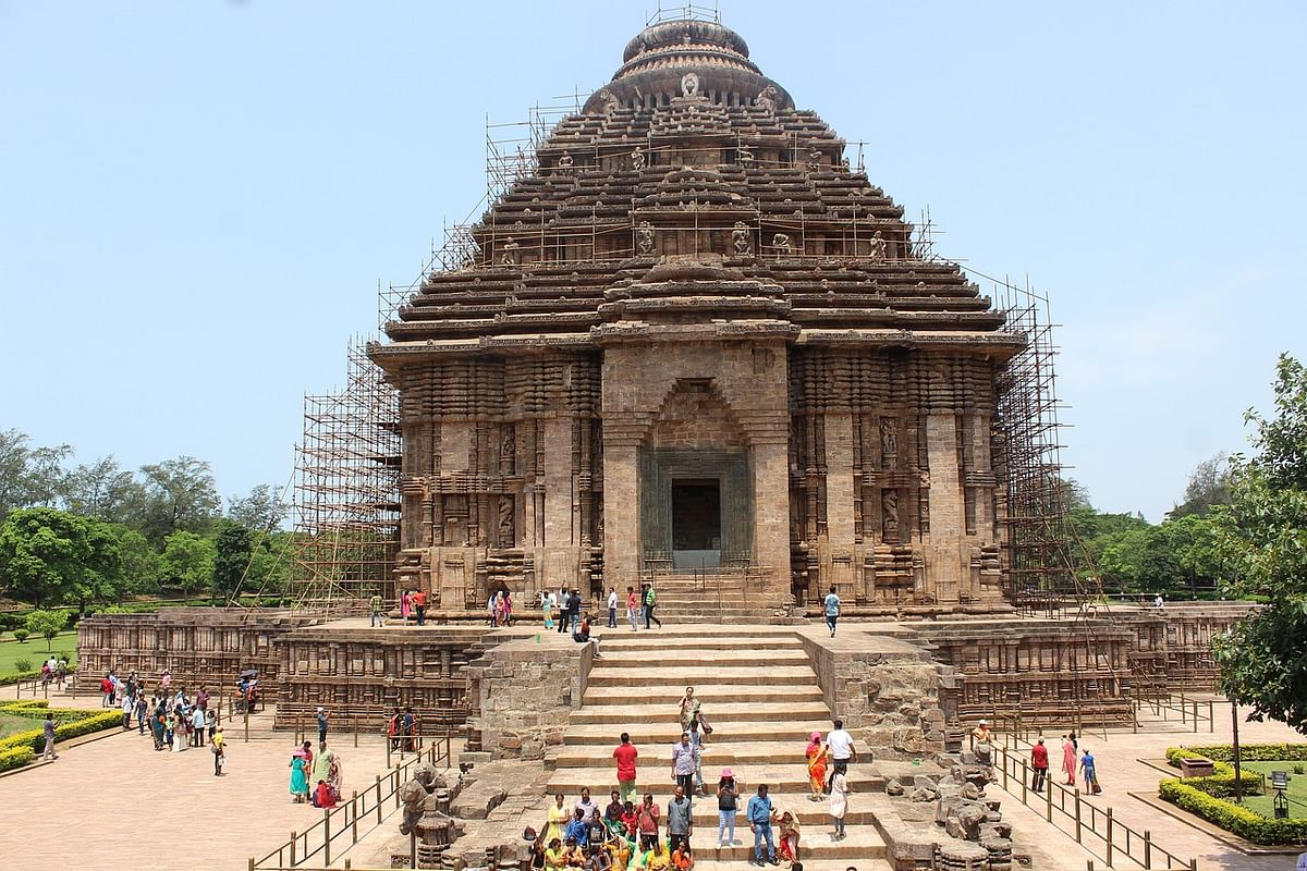 कोणार्क सूर्य मन्दिर के बारे में जानकारी- Konark Sun temple in Hindi
