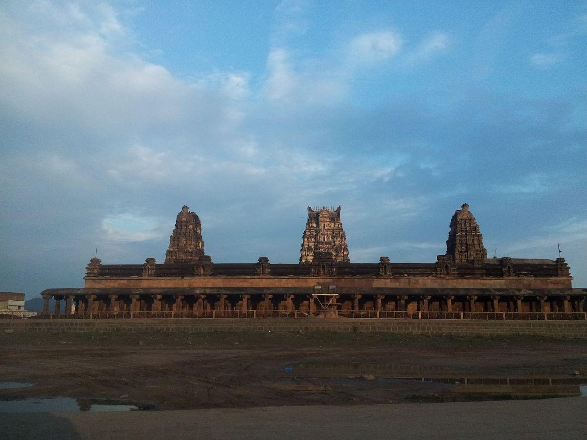 कोदंडरामा स्वामी मंदिर के बारे में जानकारी - Kondandaraman Swami Temple in Hindi