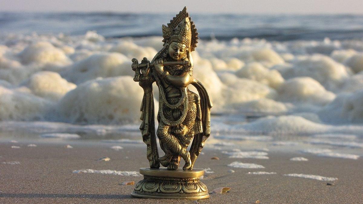 श्रीकृष्ण जी की आरती - Lord Krishna Aarti in Hindi