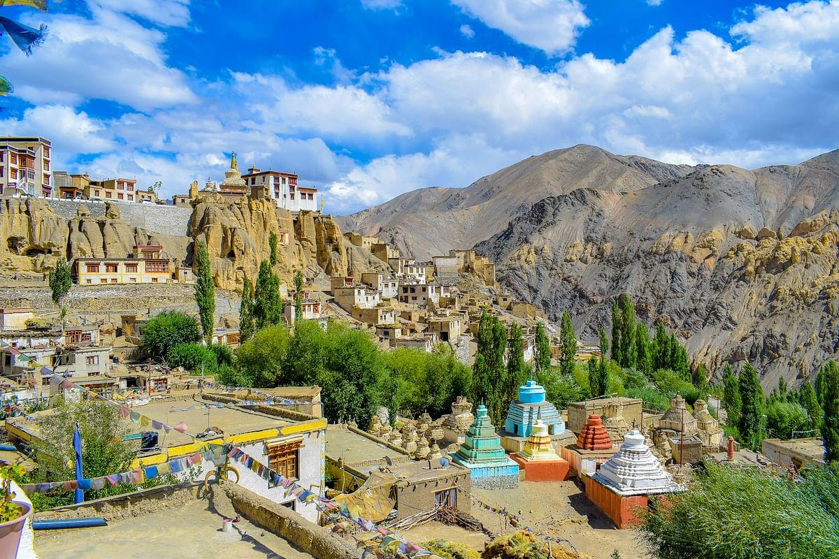 लेह लद्दाख के बारे में जानकारी - Leh ladakh kashmir in Hindi