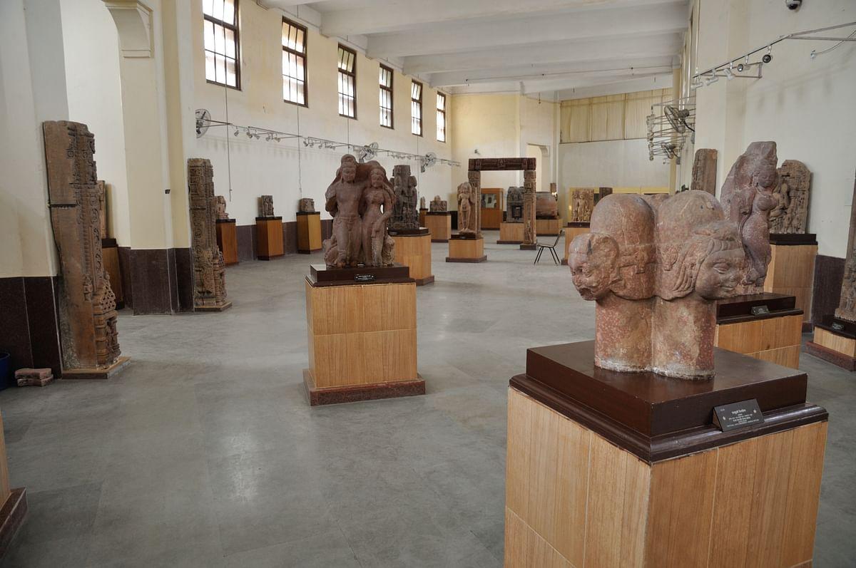 मथुरा संग्रहालय के बारे में जानकारी - Mathura Museum in Hindi