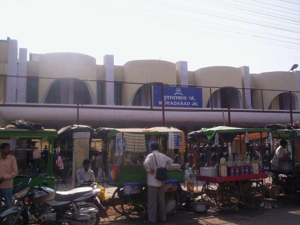 मुरादाबाद के बारे में जानकारी - Moradabad in Hindi