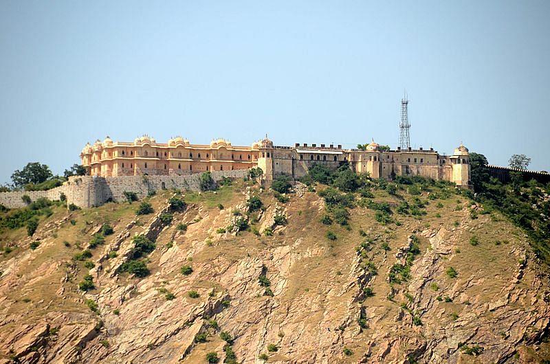 नाहरगढ़ किला जयपुर के बारे में जानकारी- Nahargarh fort jaipur in Hindi