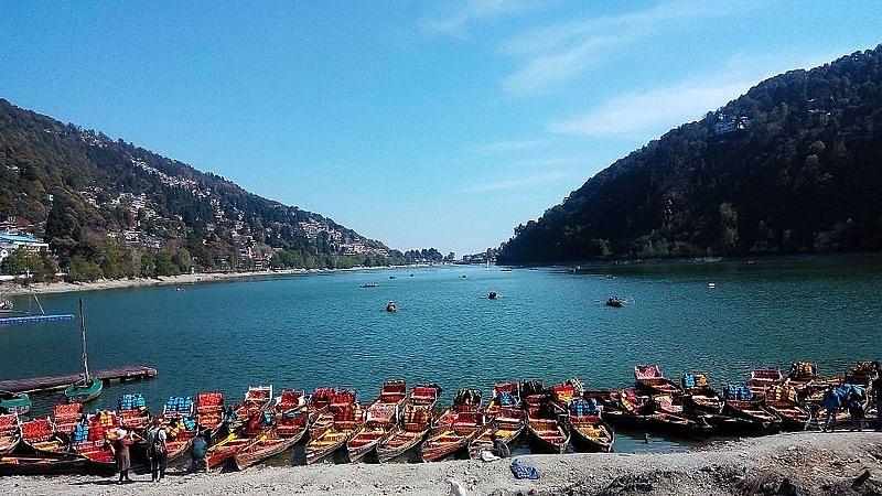 नैनी झील के बारे में जानकारी - Nainital Lake in Hindi