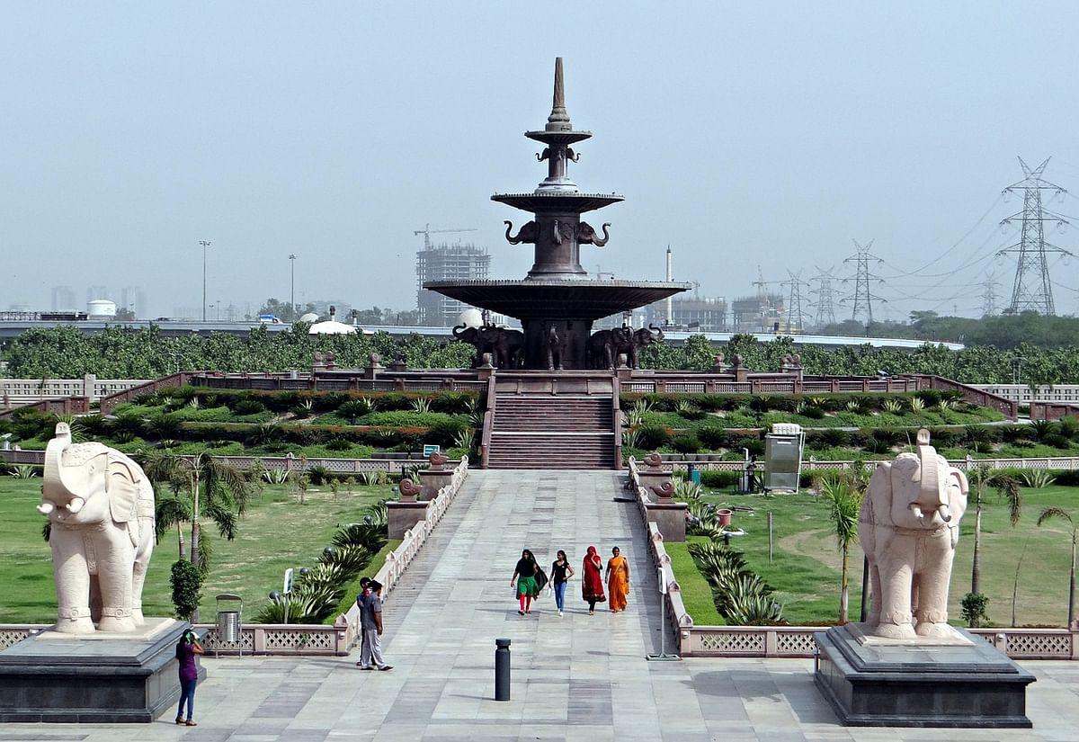 नोएडा के बारे में जानकारी - Noida in Hindi