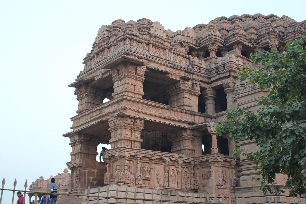 पांडव किला के बारे में जानकारी - Pandav Fort in Hindi