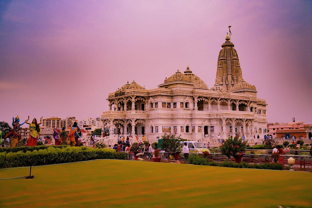 प्रेम मंदिर वृंदावन के बारे में जानकारी - Prem Mandir of Vrindavan in Hindi