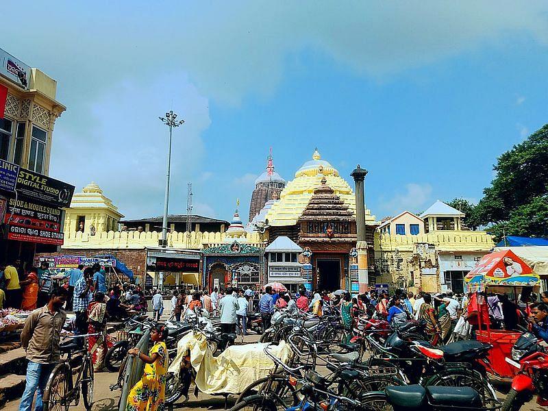 जगन्नाथ पूरी के बारे में - Jagannath puri mandir in Hindi