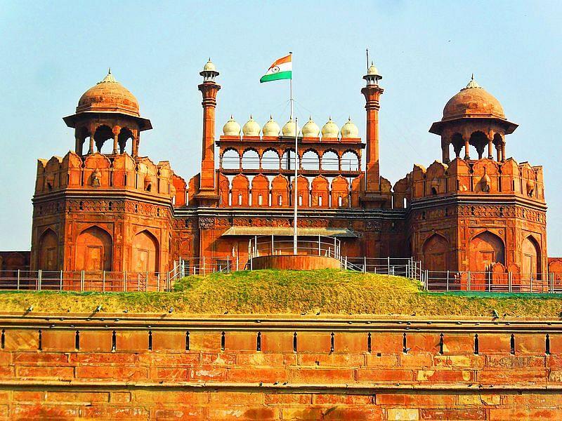 लाल किला दिल्ली के बारे में जानकारी - Red Fort Delhi in Hindi