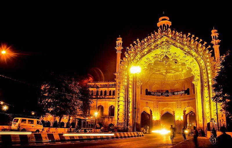 रूमी दरवाजा के बारे में जानकारी - Rumi Darwaza Lucknow in Hindi