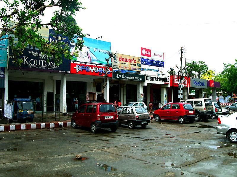 आगरा सदर बाजार के बारे में जानकारी- Agra Sadar Bazar in Hindi