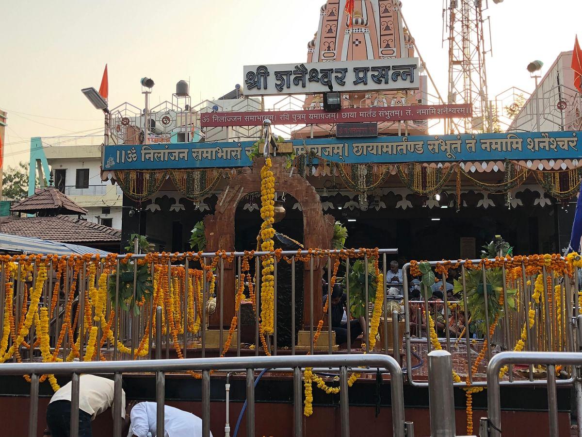 शनि शिंगणापुर मंदिर के बारे में जानकारी- shani shingnapur temple shirdi in Hindi