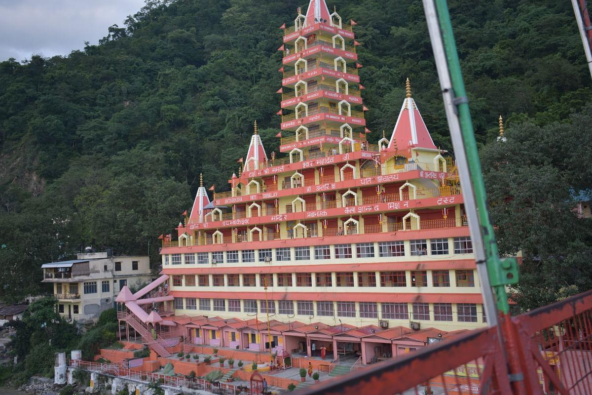 श्री भरत मंदिर ऋषिकेश उत्तराखण्ड के बारे में जानकारी - Shri Bharat Temple in Hindi