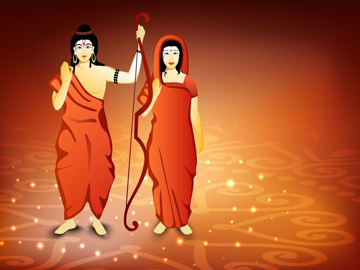 सीता जी की आरती - Sita ji ki aarti in Hindi