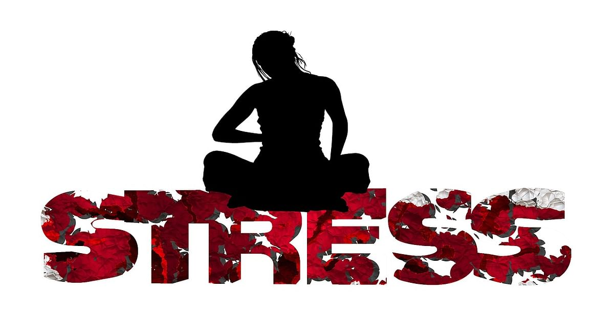 तनाव - Stress (tension) in Hindi
