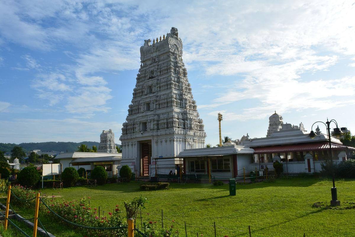 तिरुपति के बारे में जानकारी - Tirupati in Hindi