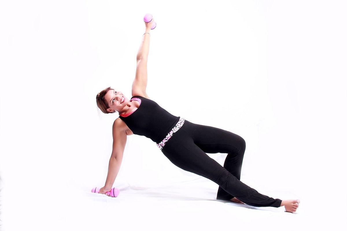 वजन बढ़ाने और मोटा होने के लिए व्यायाम - Exercises for weight gain in Hindi