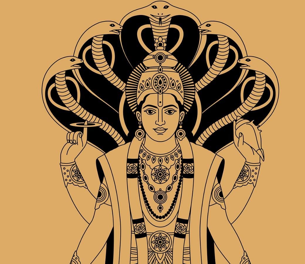विष्णु चालीसा - Vishnu Chalisa