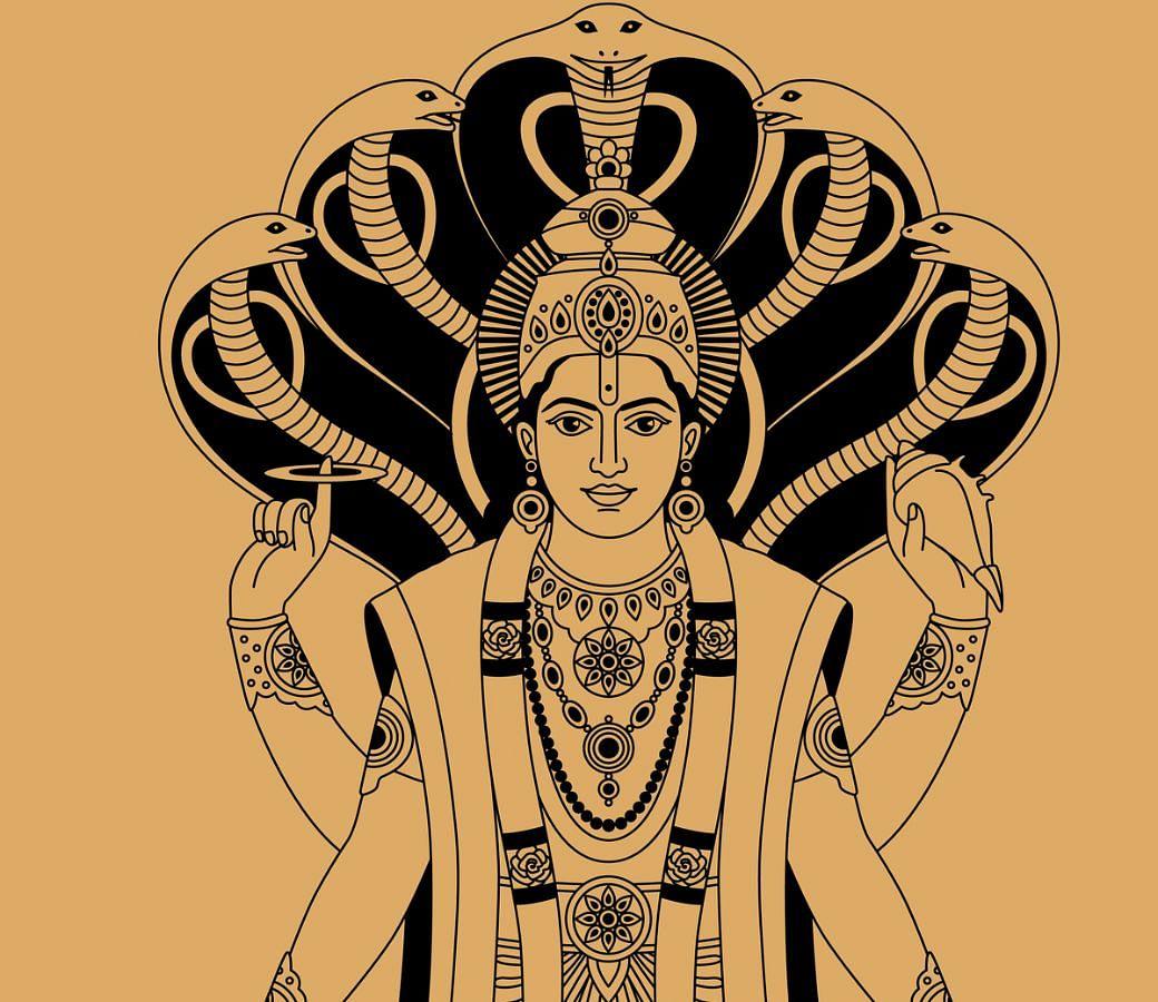 विष्णु मंत्र - Vishnu Mantra