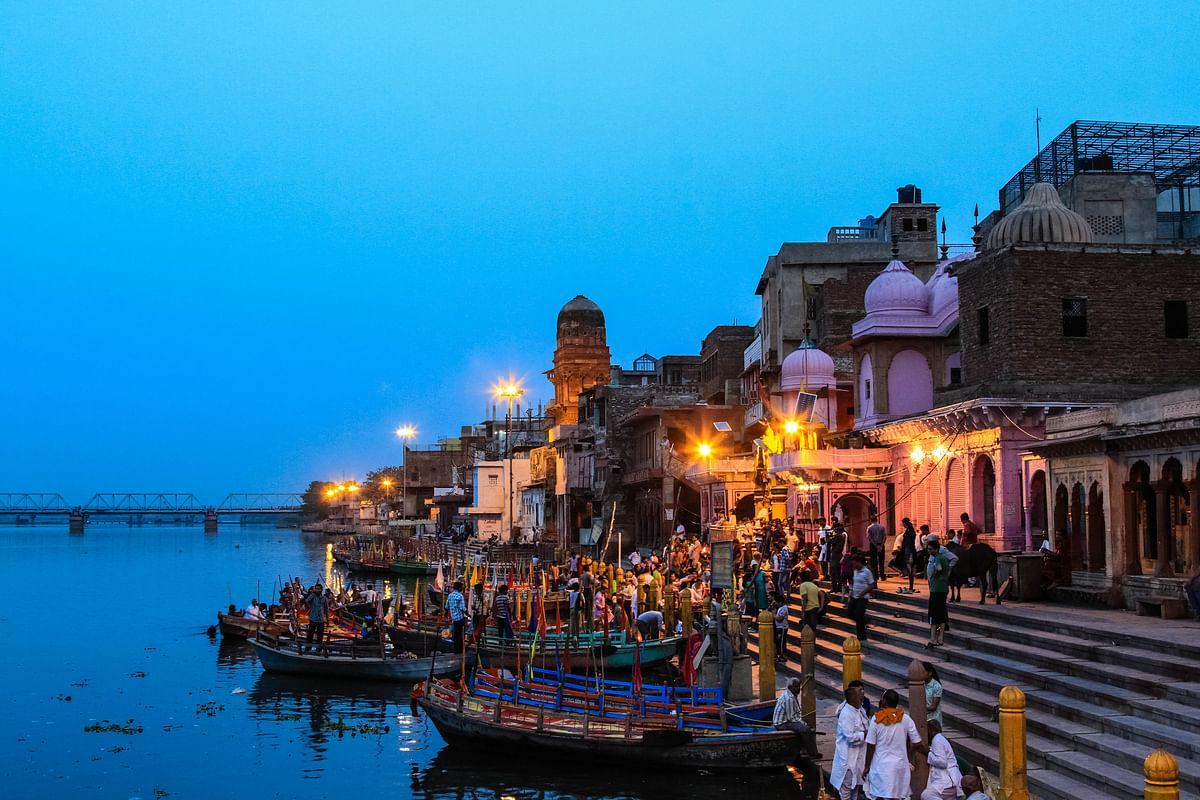 विश्राम घाट के बारे में जानकारी - Vishram Ghat in Hindi