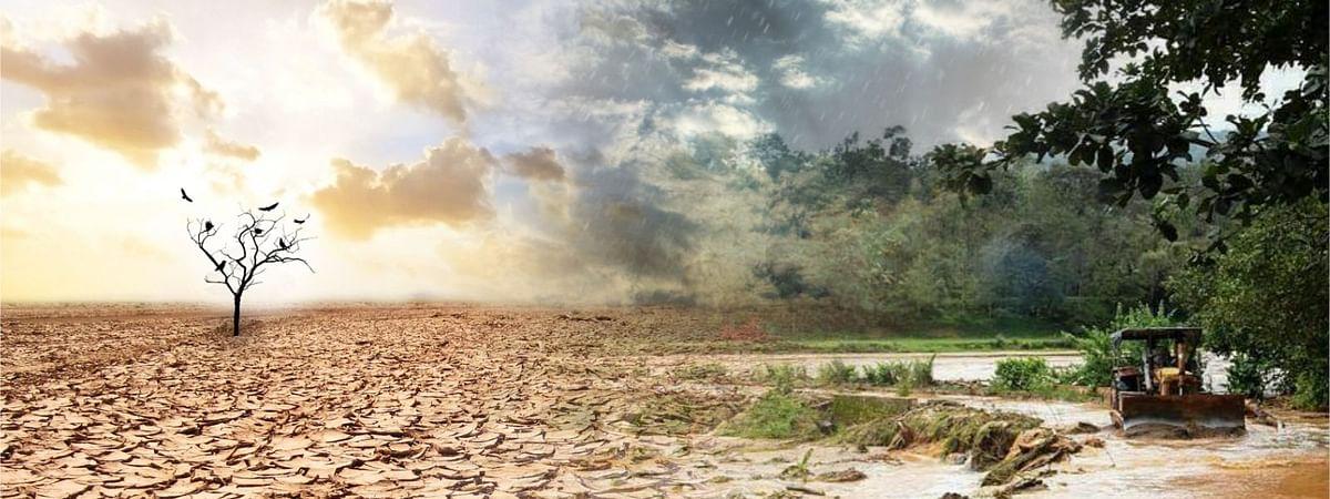 बाढ़ और सूखे की दुविधा