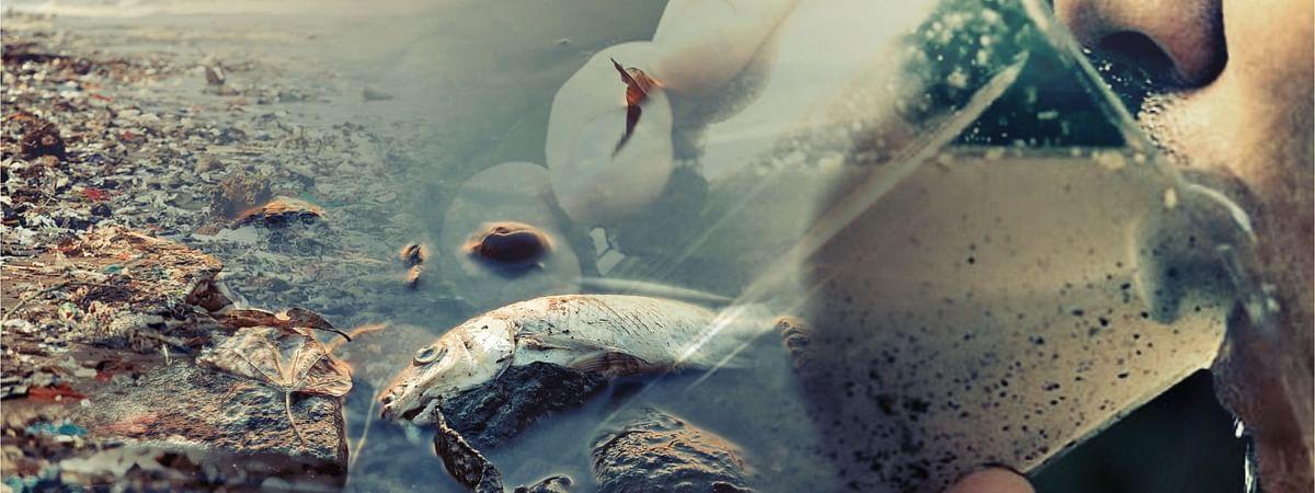 दूषित जल से लोगों को हो रही बीमारियां