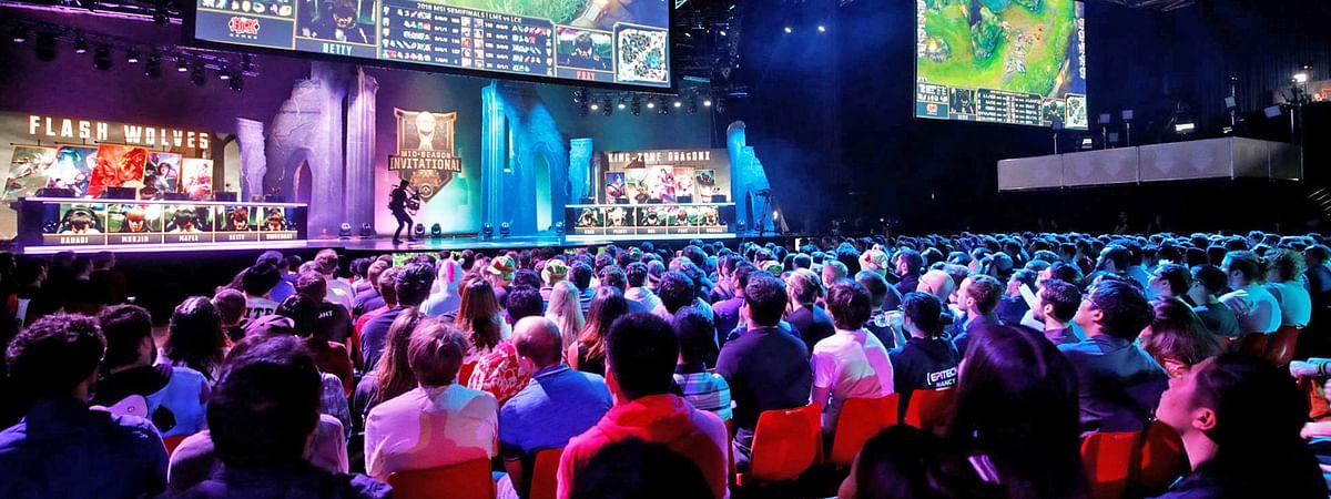 बढ़ रहा है Esports का क्षेत्र