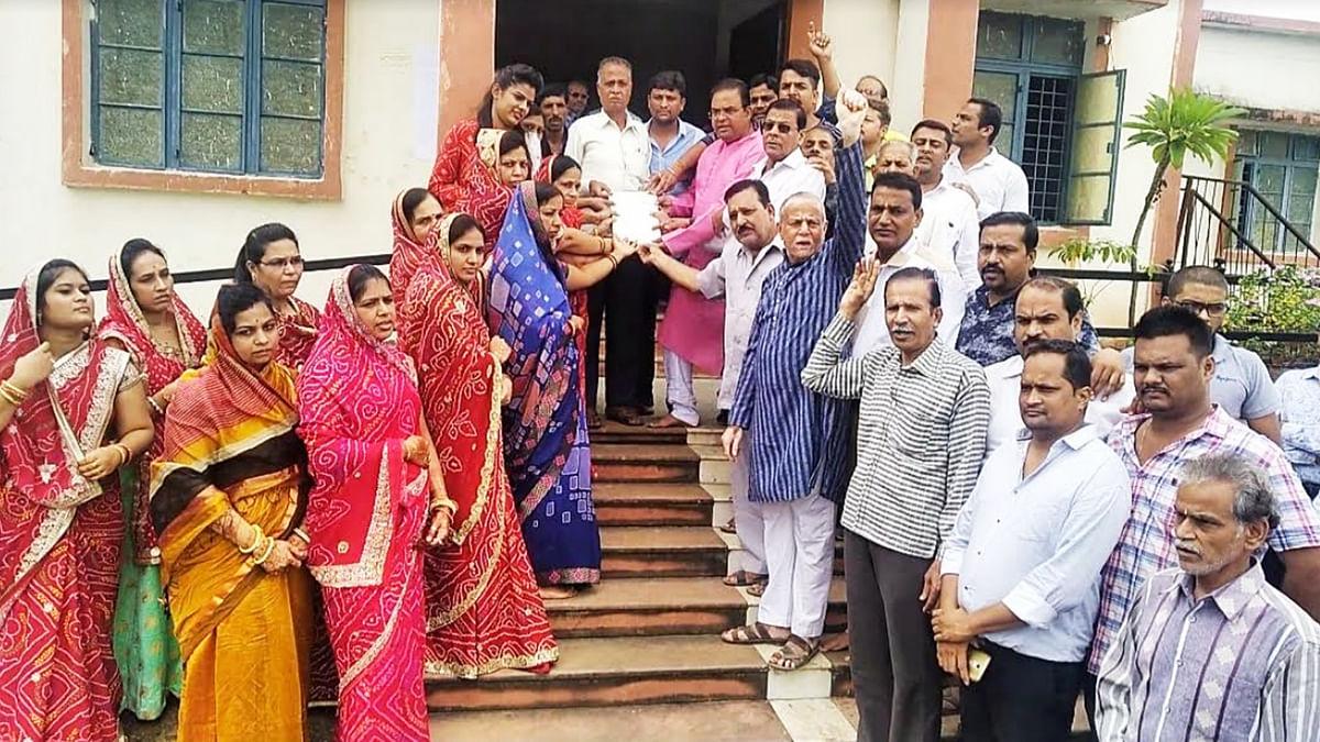 शिवपुर तीर्थ जैन मंदिर में हुई चोरी