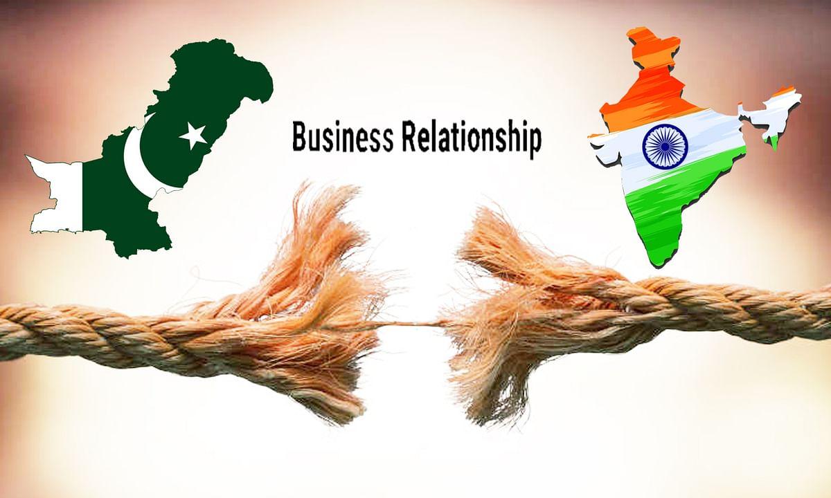 पाकिस्तान ने तोड़े भारत से सभी व्यापारिक रिश्ते
