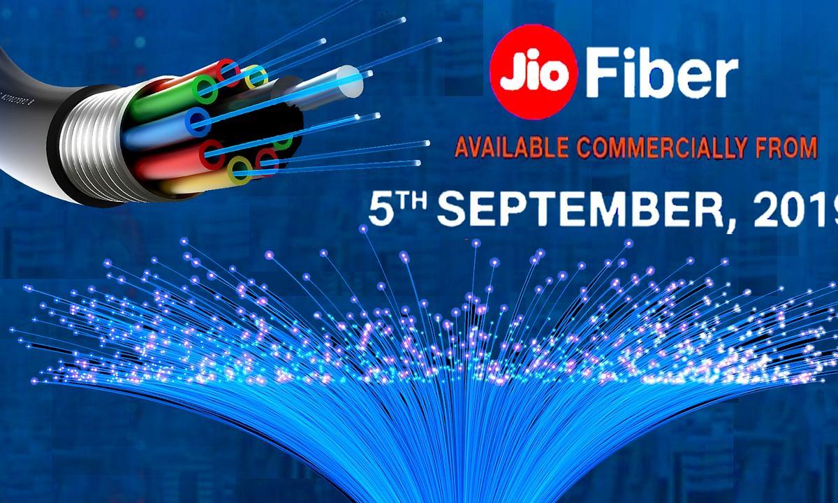 Reliance Jio सितम्बर से शुरु करेगी अपनी नई GigaFiber सर्विस