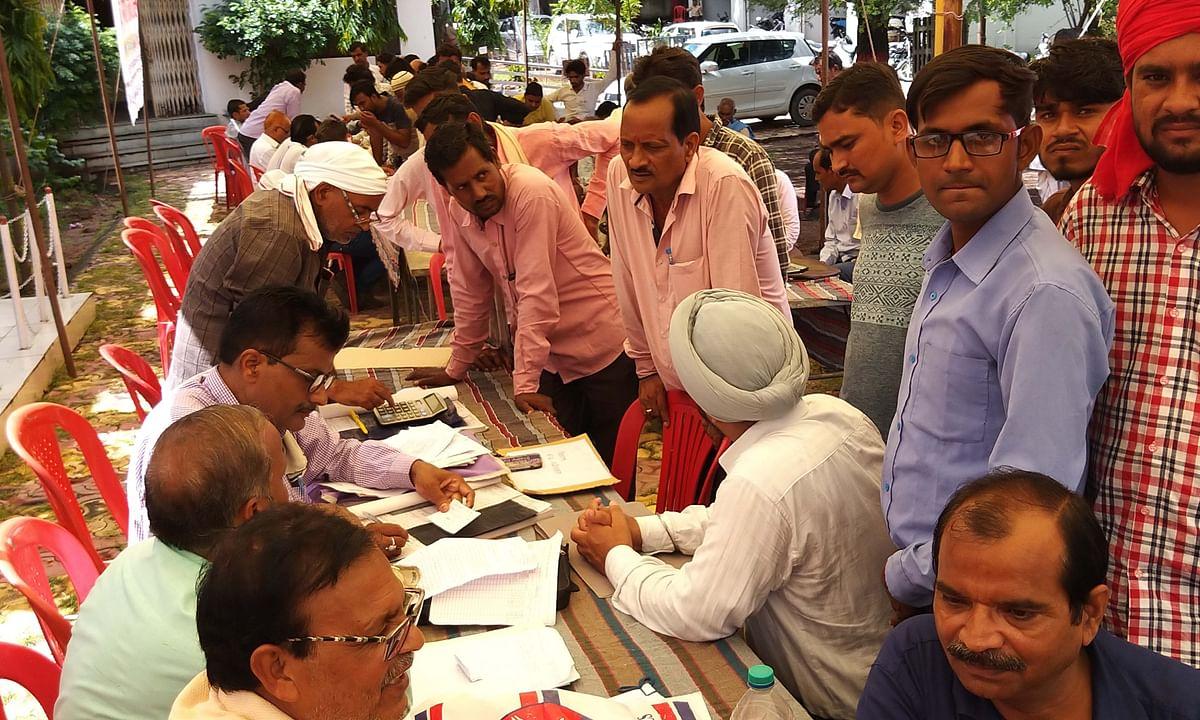 छतरपुर : नेशनल लोक अदालत में डेढ़ करोड़ के मामलों का निपटारा