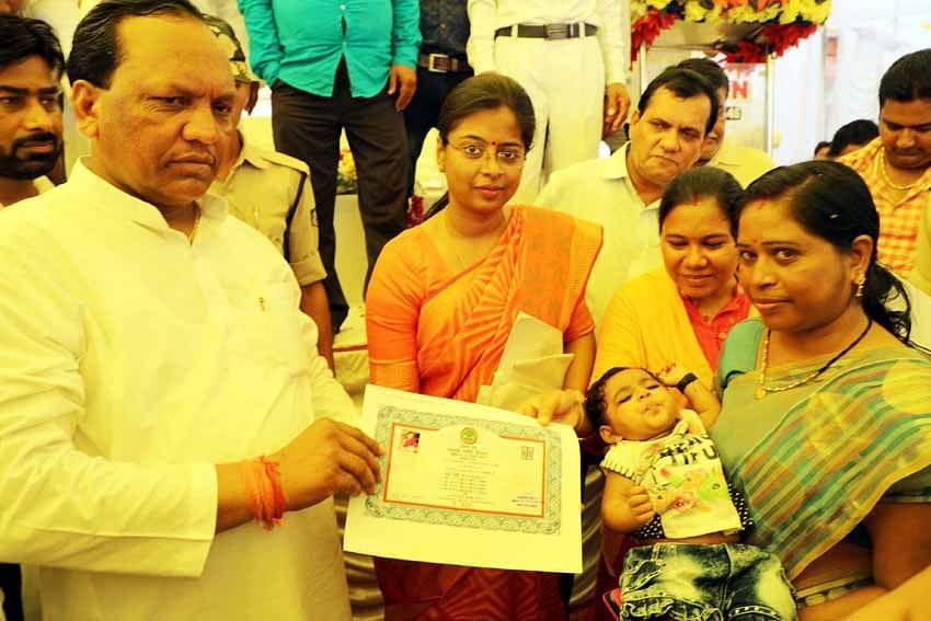 शिवपुरी: 'लाड़ली लक्ष्मी योजना' का तोहफा-बेटियों के विवाह की चिंता अब नहीं