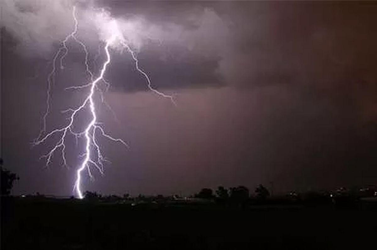 छतरपुर: महिला समेत दो युवक हुए आकाशीय बिजली के शिकार