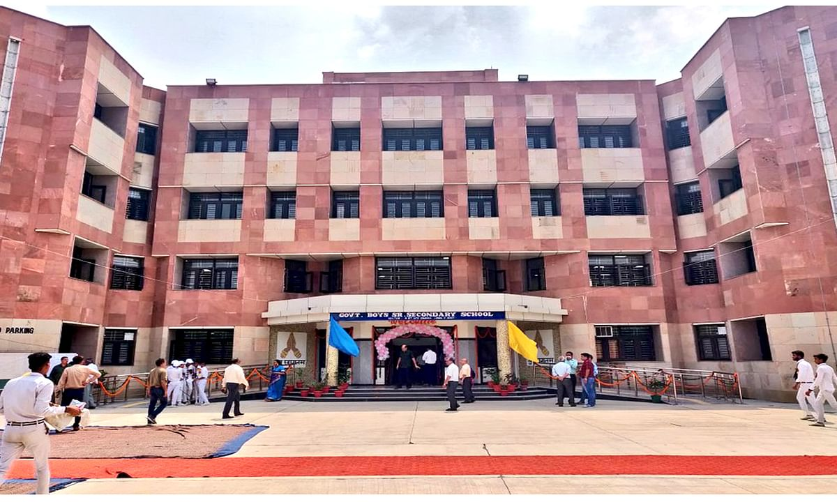 दिल्ली के द्वारका क्षेत्र में हुआ नए सरकारी स्कूल का उद्घाटन